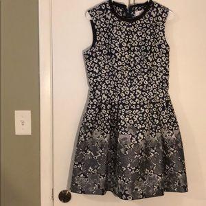 Belle Badgley Mischka dress 10